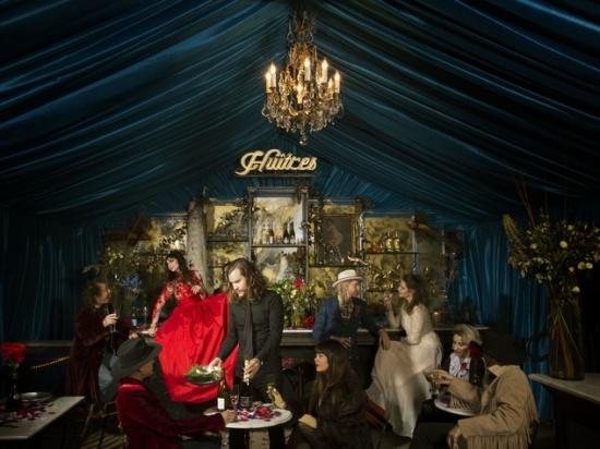 Justine's Winter Tent